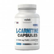 L-Carnitine Concentrate 90 капс, VPLAB