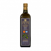 Оливковое масло CRETAN GOLD Extra Virgin Olive Oil, P.D.O. SITIA, 1 л Греция (Крит)